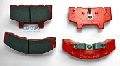 Kodiak Trailer Disc Brake Pad Ceramic Set for 250 Caliper
