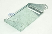 10 inch Galvanized Keel Roller Bracket for Boat Trailer