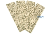SeaDek Step Pad Kit 4 Piece 12.75 inch Desert Camo For Boat Trailers