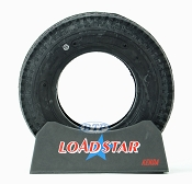 Trailer Tire 4.80x8 8 in Bias Load Range B 590lb by Loadstar