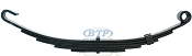 26 inch Reverse Curve 5 Leaf Boat Trailer Spring 2650 lb Capacity