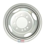 16 Inch Dualie Trailer Wheel 8 lug