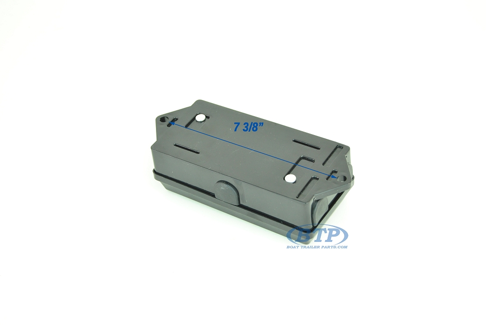 Trailer 7 Function Wiring Junction Box With 7 Pole Arrangement