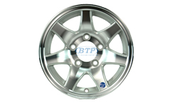 13 inch Aluminum Trailer Wheel