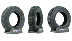 13 inch Trailer tires