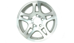 15 inch Aluminum Trailer Wheel
