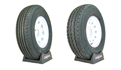 16 inch Trailer Tire and Wheel