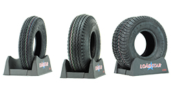 8 inch Trailer tires