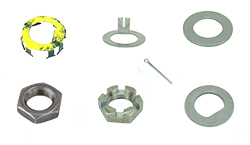 Trailer Hub Replacement Parts