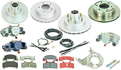 Replacement Trailer Disc Brake Parts