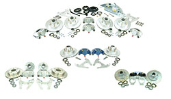 Boat Trailer Complete Disc Brake Kits