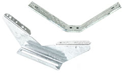 Pontoon Trailer Bunk Brackets