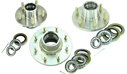 Stainless Steel Trailer Hubs