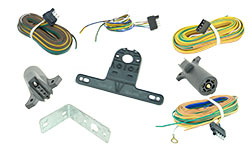 Trailer Adapters and Wiring