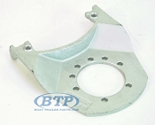 Kodiak 6 Lug Brake Caliper Mounting Bracket Dacromet Finish