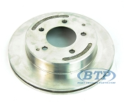 Stainless Steel Kodiak Trailer Disc Brake Rotor 5 Lug Replacement