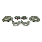 DeeMaxx Trailer Disc Brake Kit 8 Bolt Slip On 13
