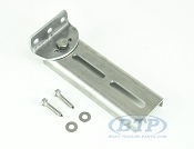 Aluminum Bunk Bracket Swivel Top 8 inch Kit for Bunk Boards