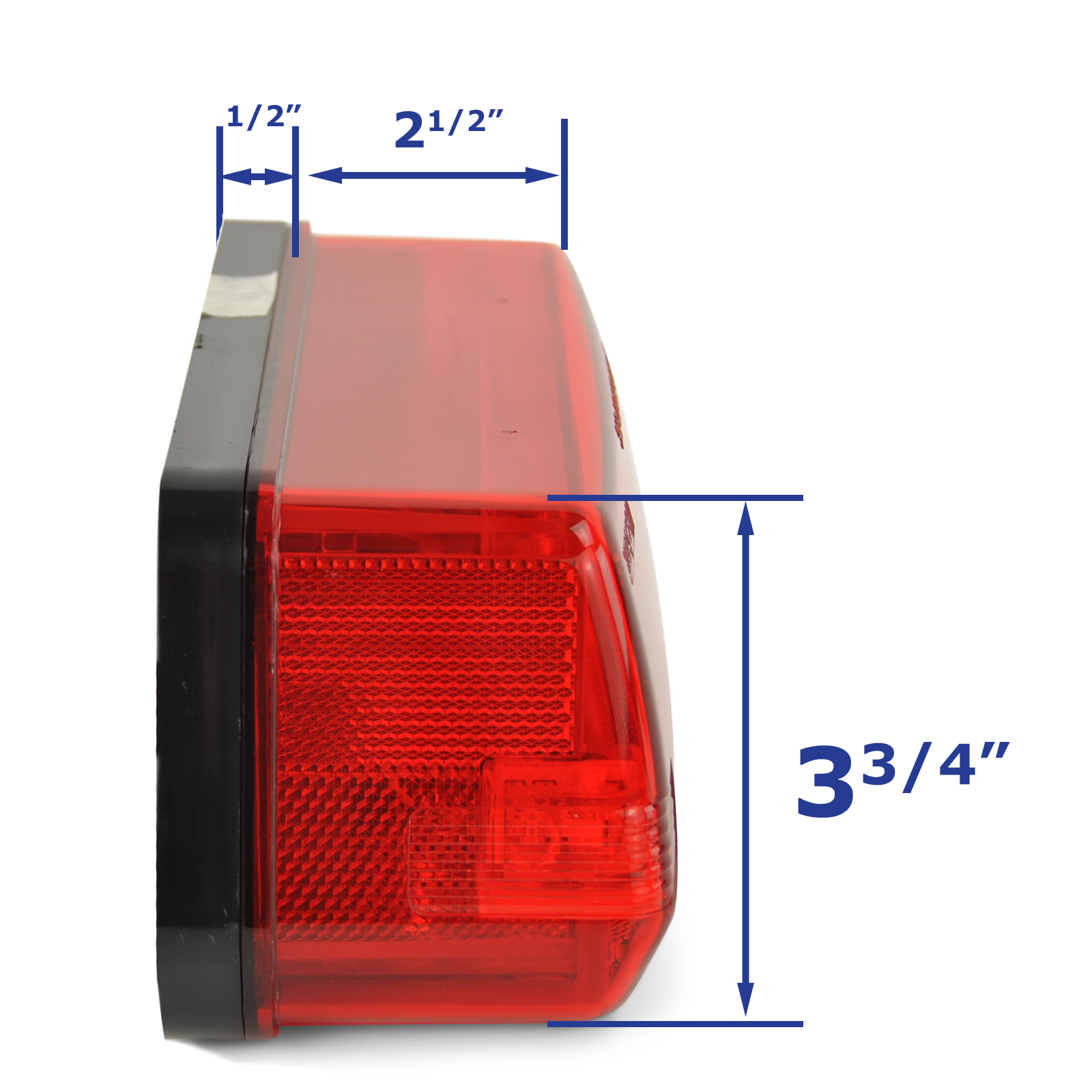 Boat Trailer Led Brake And Turn Signal Light Right Hand