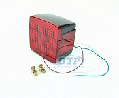 LED Standard Square T 85 Trailer Light Right Hand Submersible