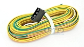 Boat Trailer Light Wiring Harness 4 Flat 35ft to re-do Trailer Lights