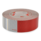 Optronics Adhesive Reflective Tape DOT Approved for Trailers 150ft roll