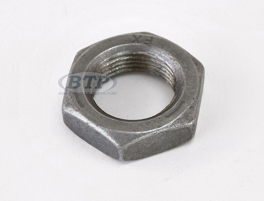 "Trailer Axle Spindle Nut 1""-14 Thread for Galvanized Axles"