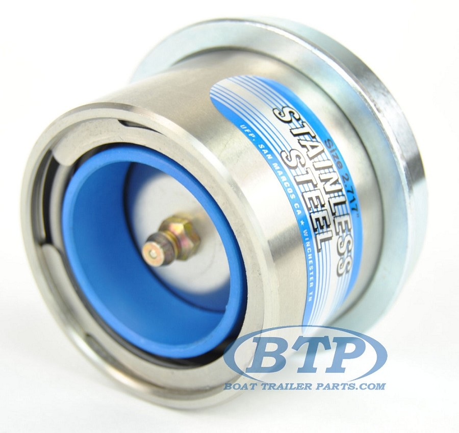 Stainless Steel Boat Trailer Bearing Buddy Protector 2.717 8 Bolt Hub